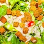 Salad detail — Stock Photo