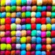 Colorful wool — Stock Photo #3489856