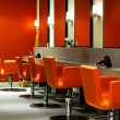 Modern hair salon - Stockfoto