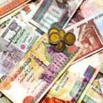 Egyptian pounds — Stock Photo #3492214