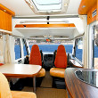 Camper interior - Stock Photo