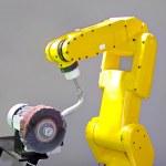 Robot — Stock Photo #3508393
