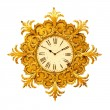 Antique clock — Stock Photo #3508464