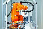 Robotic arm — Stock Photo