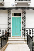 Ironwork house — Stock Photo