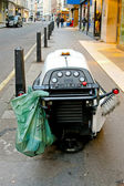 Street cleaner — Stock fotografie