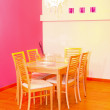 Pink dinning — Stock Photo #3510079