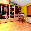 Wardrobe corner — Stock Photo #3540511