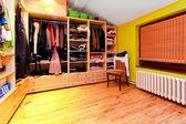 Wardrobe corner — Stock Photo