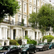 London residential street — Stock Photo