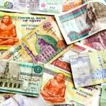 Egyptian banknotes — Stock Photo #3592231