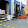 Forklift — Stock Photo #3593216