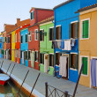 Colorful canal - Stock Photo