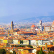 Stock Photo: Florence panorama