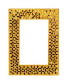 Sparkling frame — Stock Photo