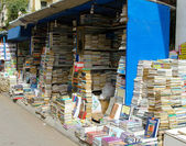 Book stall — Stock Photo