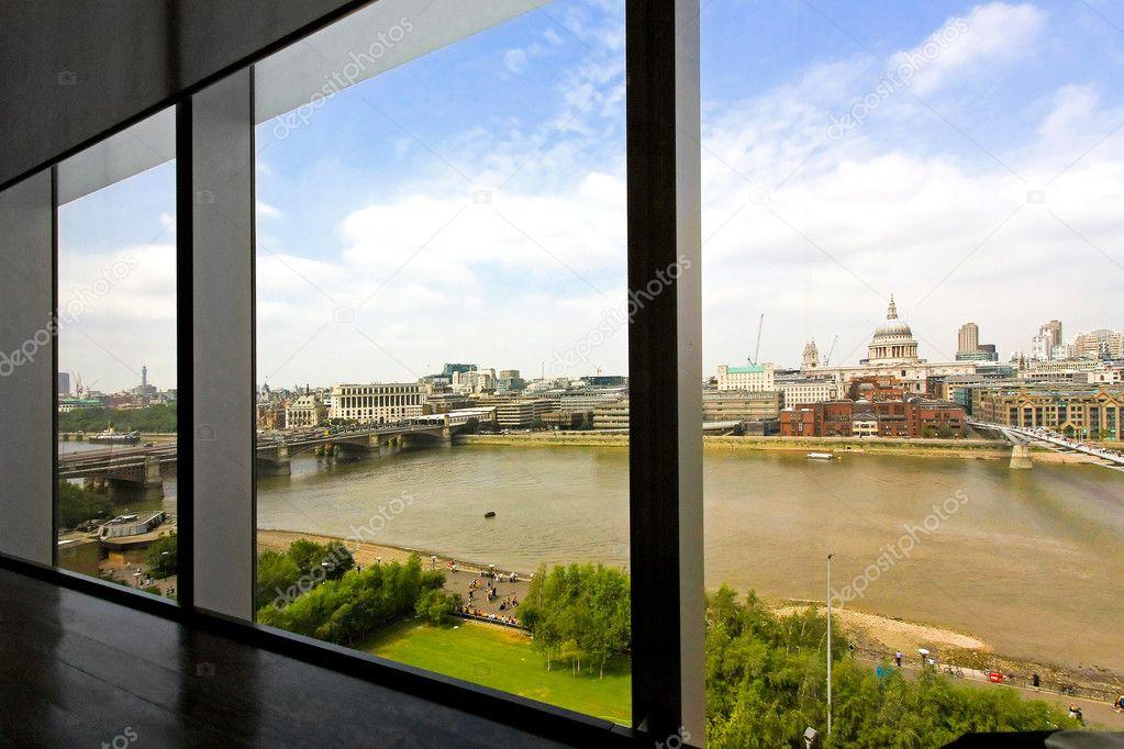Панорамные окна фото
