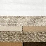 Linen material — Stock Photo