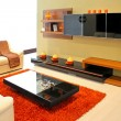 Living room 4 — Stockfoto