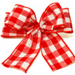Christmas bow — Stock Photo #3615533