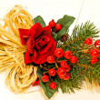 Christmas detail - Stock Photo