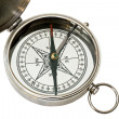 Stock Photo: Compass isolated