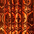 Curtain background - Stock Photo