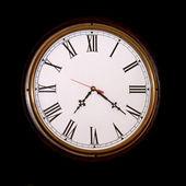 Classics clock — Stock Photo