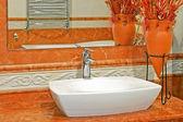 Terracotta detail — Stock Photo