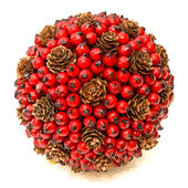 Berry ball — Stock Photo