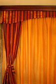 Curtain vertical — Stock Photo