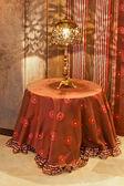 Lámpara de mesa — Foto de Stock