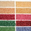 Carpet sampler — Foto Stock #3625363