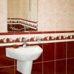 Classics bathroom — Stock Photo
