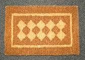 Doormat — Stock Photo