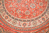 Kulatý koberec — Stock fotografie