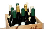Wine assortment — Stock Photo