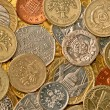 British coins - Stock Photo