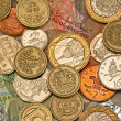 British pounds — Stock Photo #3633745
