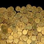 Coins ten — Stock Photo #3634060