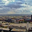 Thames river panorama — Stock Photo #3634841