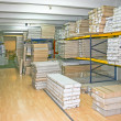 Stock Photo: Wholesaler shelf
