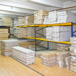 Stock Photo: Wholesaler storage