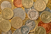 British coins — Stock Photo