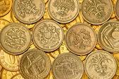 One pound — Stock Photo