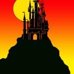 Castle sunset — Stock Photo #3645180