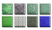 Circuit boards — Stock Photo