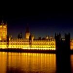 British parliament — Stock Photo