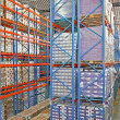 Warehouse rack — Stock Photo #3675334