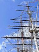 Ship mast — Stock Photo